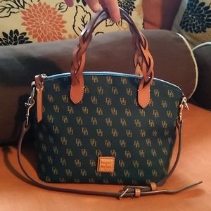 Dooney & Bourke Satchel Handbag